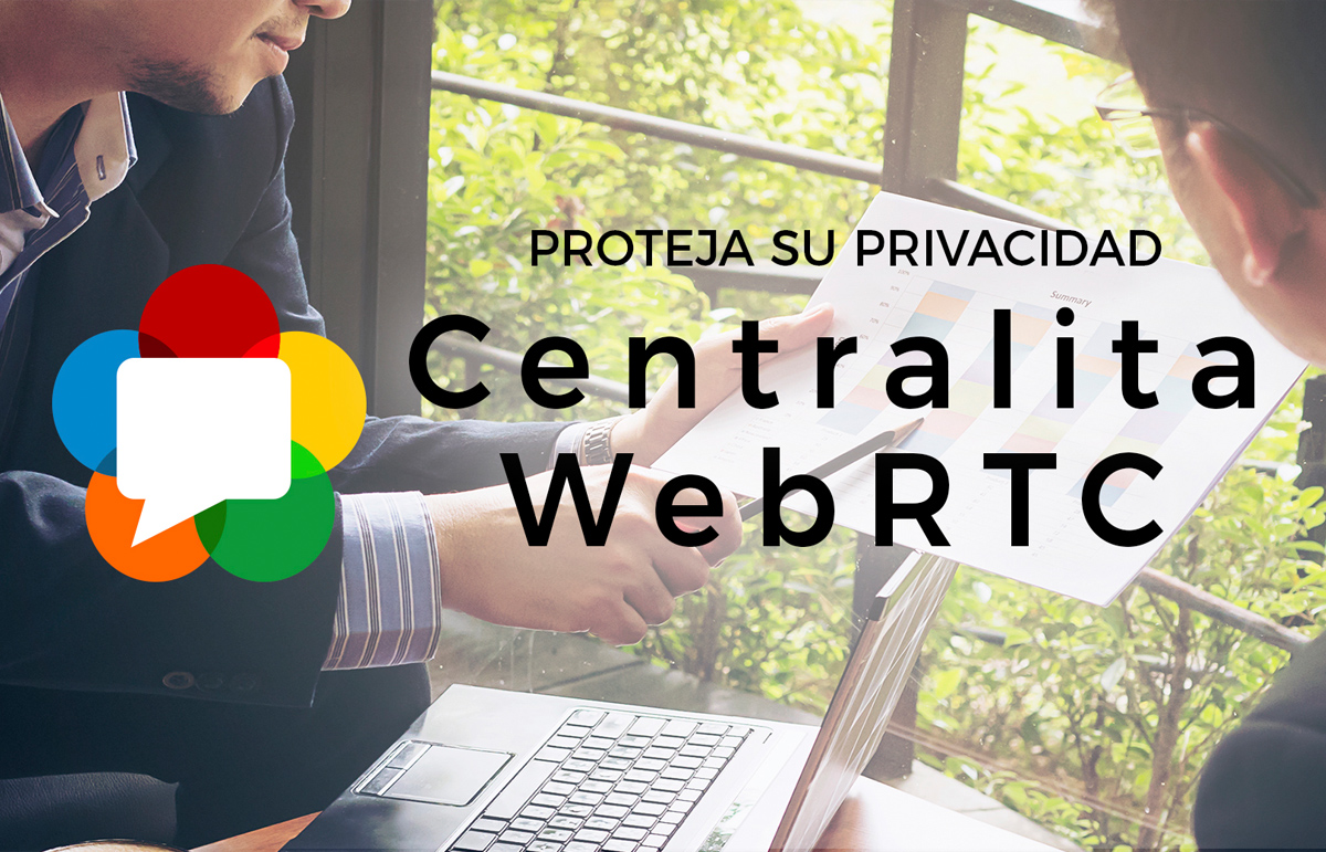 centralita webrtc