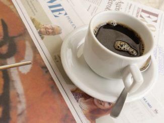 Café para oficina, el mismo sabor que el del bar